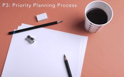 Priority Planning Process: A Brief Introduction